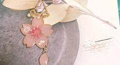 """Thumbnail of """"桜のネックレス②"""""""