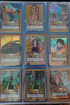 """Thumbnail of """"【美品】ONE PIECE カードダス レアセット"""""""