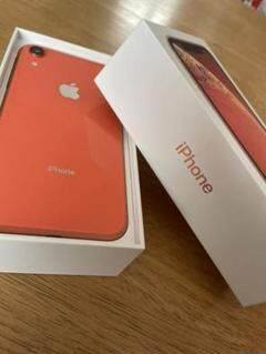 """Thumbnail of """"iPhone XR Coral 64 GB au"""""""