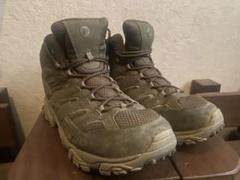 """Thumbnail of """"MERRELL Moab2 Mid Gore-Tex Wide Width"""""""