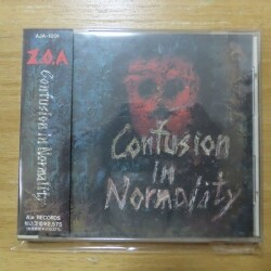 41005747;【CD/森川誠一郎】Z.O.A / Confusion In Normality(AJA1201)