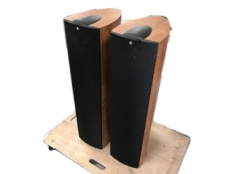 【KEF】ケーイーエフ ペアスピーカー iQ7 SP3502 3WAY 8Ω【いわき平店】
