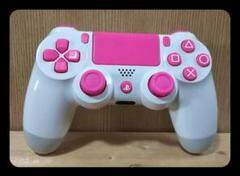 """Thumbnail of """"PS4コントローラー◇シンプルピンク"""""""