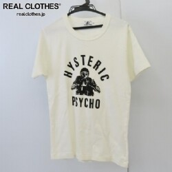 ☆HYSTERIC GLAMOUR/ヒステリックグラマー 21SS HG ROCKERS Tシャツ 02211CT25 M /LPL