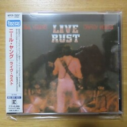 4943674058716;【CD】Neil Young / ライヴ・ラスト