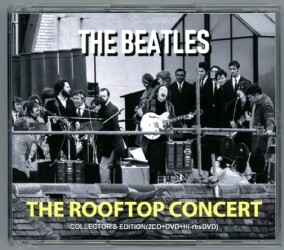 THE BEATLES「THE ROOFTOP CONCERT」Collector