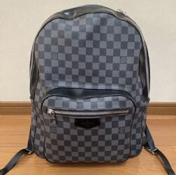 LOUIS VUITTON バックパック ダミエ