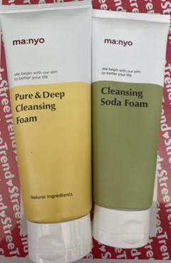 """Thumbnail of """"新品 魔女工場マニョソーダ洗顔料&PureDeepCleansingForm"""""""