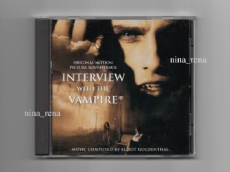 ■CD■インタビュー・ウィズ・ヴァンパイア■サントラ■輸入盤■INTERVIEW WITH THE VAMPIRE■