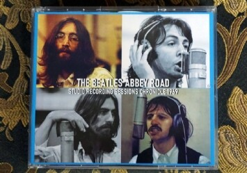THE BEATLES ABBEY ROAD STUDIO RECORDING SESSIONS CHRONICLE 1969(6CD)新品