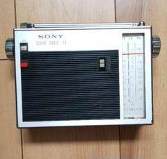 """Thumbnail of """"ソニー SONY TFM-110D ジャンク"""""""