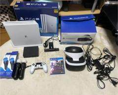 """Thumbnail of """"SONY PlayStation4 CUH-7200BB02 PSVR セット"""""""