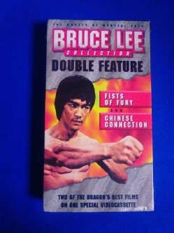 BIBLE LEE COLLECTION DOUBLE FEATURE FISTS OF FURY AND CHINESE CONNECTION アメリカ版 未開封 ドラゴン危機一発 ドラゴン怒りの鉄拳