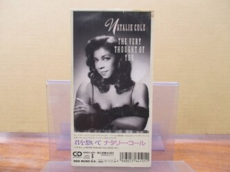 S-535【8cmシングルCD】ナタリー・コール 君を想いて NATALIE COLE very thought of you / orange colored sky / WMD5-4101