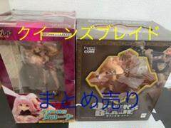 """Thumbnail of """"QUEEN's BLADE フィギュア まとめ売り 中古"""""""