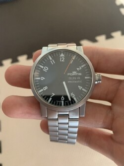Fortis, Spacematic, Automatic, 20ATM