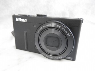 ☆Nikon ニコン COOLPIX P340 デジカメ☆ジャンク☆
