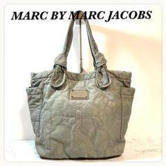 """Thumbnail of """"MARC BY MARC JACOBS キルティングトートバッグ♡グレー"""""""