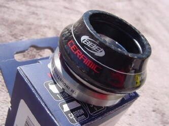 BBB Ceramic integrated Headset OS CAMPAGNOLO 新品未使用
