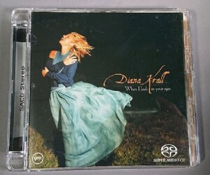 【SACD 5.1Ch.】Diana Krall/ When I Look In Your Eyes